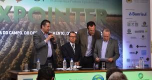 O lançamento ocorreu durante o fórum de infraestrutura e logística na Expointer - Foto: Juliana Brum
